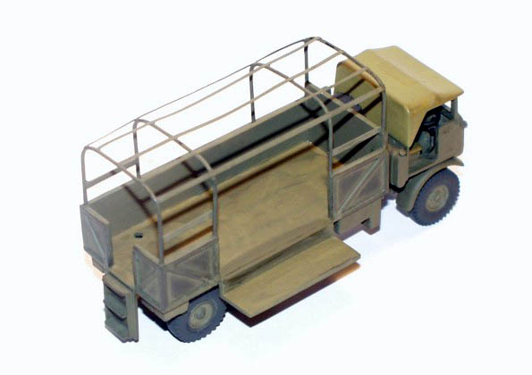 Leyland Hippo Mk I Workshop