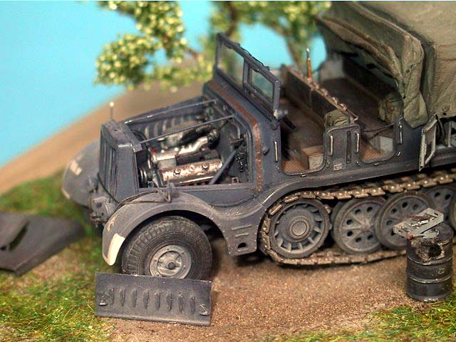 "What Is Transmission >> Sd.Kfz. 9 ""Famo"""